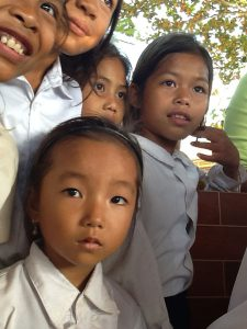 Save the Children in Cambodia